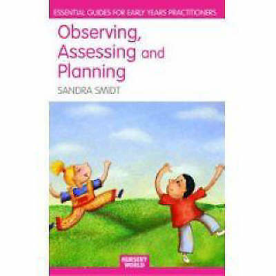 1 of 1 - Observing, Assessing and Planning for Children in the Early Years (Nursery World