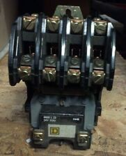 Square D 8903LO40V02 Lighting Contactor