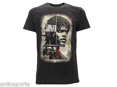 Bene T-shirt Pulp Fiction Originale Tutte Le Taglie Jules Winnfield Quentin Tarantino Dolcezza Gradevole
