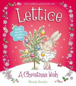 A Christmas Wish (Lettice), Stanley, Mandy, Used; Good Book
