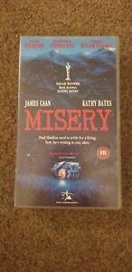 Stephen-King-Misery-Vhs-pre-owned