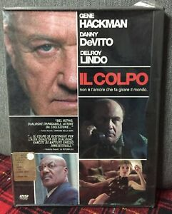 IL-Colpo-DVD-Snapper-Nuovo-Gene-Hackman-Danny-De-Vito-Come-da-Foto-N