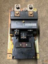 Allen Bradley 702 Fod92 Motor Starter Contactor Size 5 200 Hp 460 575v 2 Pole