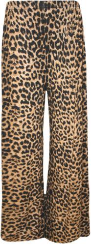 Kleid Damen Leopardenmuster Swing Cami Body Rock Schulterjäckchen Leggings