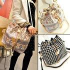 Fashion Women Handbag Shoulder Bags Tote Purse Canvas Ladies Messenger Hobo Bag