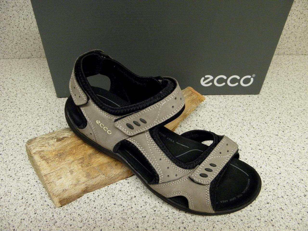 Ecco Ecco Ecco ® riduce, finora  89,95 Sandalo Outdoor Grigio (e27) 9da1e5