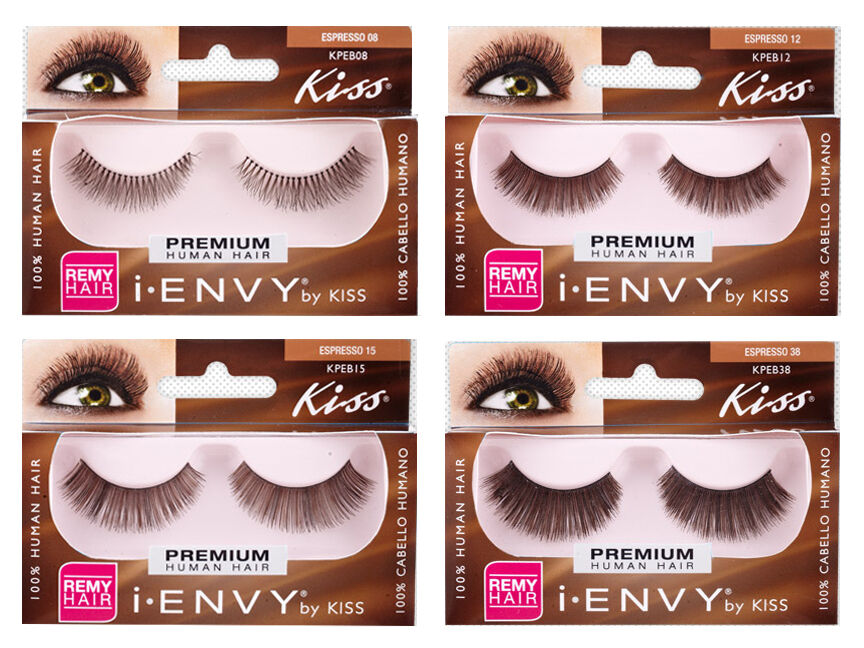 cf2d7985b7c Details about ESPRESSO - i ENVY BY KISS EYELASHES (KPEB08~KPEB38)