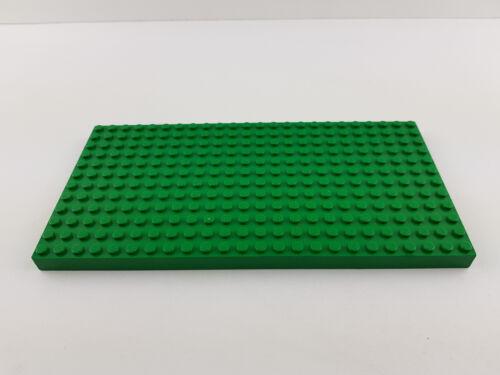 LEGO ® Bauplatte plaque 12 x 24 d/'Vert élevé des deux côtés instituent plaque de base