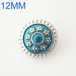 Mini Snap It Button For Small Petite Ginger Snaps Style Jewelry