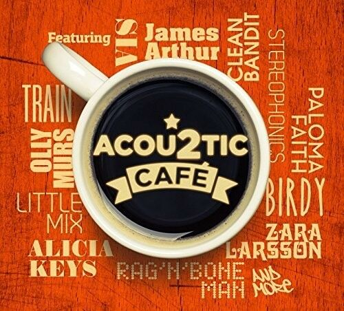 Various Artists - Acoustic Cafe 2 / Various [New CD] UK - Import