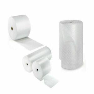 Large Bubble Wrap Shipping Postal Rolls 300 500 750 1000mm 10M 20M 50M Free P&P