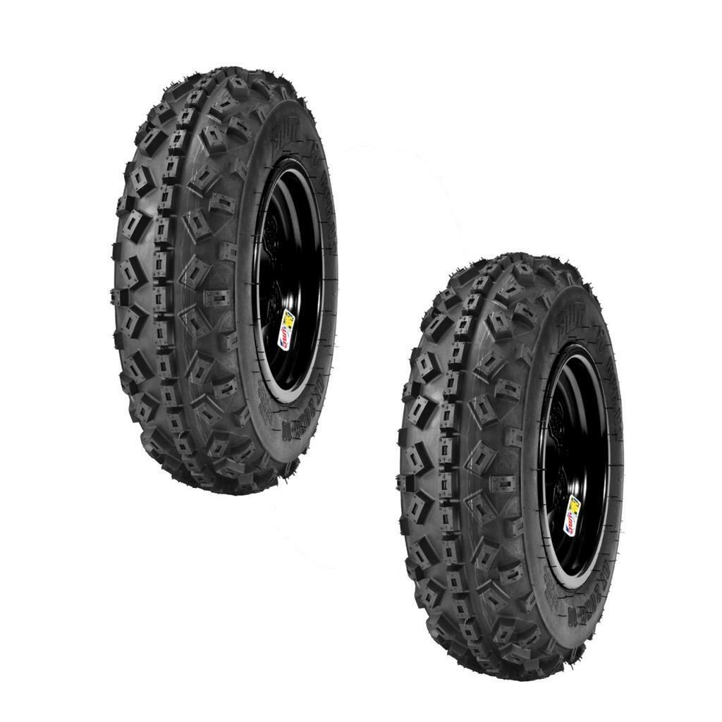Dwt Mx V3 A5 Aluminium Front Räder   Reifen 20x6-10   6-ply Honda Trx400ex TRX
