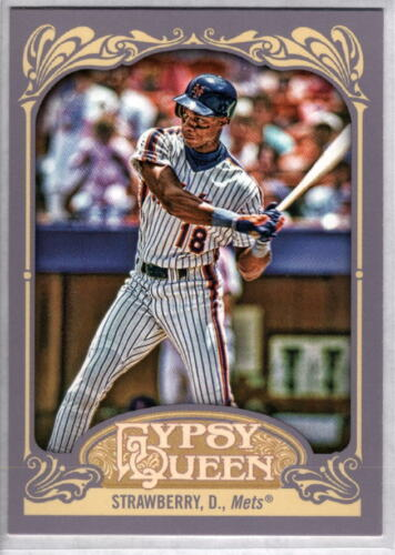 Pick A Player 2012 Topps Gypsy Queen Baseball