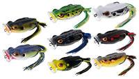 River2sea Spittin Wa 55 Topwater Frog 2 1/4 Select Colors
