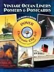 Vintage Ocean Liners Posters and Postcards by Dover Publications Inc. (Mixed media product, 2009)