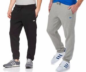 1a90071b8dae ADIDAS ORIGINALS NEW MAN S FLEECE CLASSIC TREFOIL JOGGERS BOTTOM
