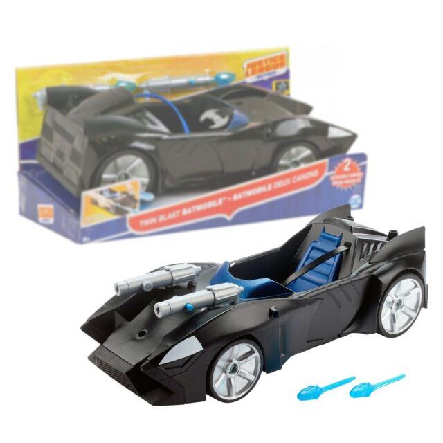 NEU DC Comics Justice League AKTION Doppel Blast Batmobile Batman Offiziell