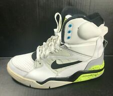 Nike Air Command Force Pump David Robinson Billy SPURS Hoyle Hyper Jade White 8