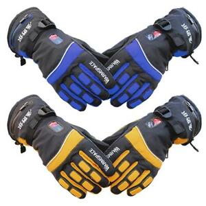 Rechargeable-Motorcycle-Electric-Battery-Heated-Ski-Warm-Gloves-Winter-Outdoor