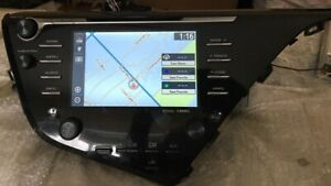 2018-19 TOYOTA CAMRY GPS NAVIGATION SXM RADIO