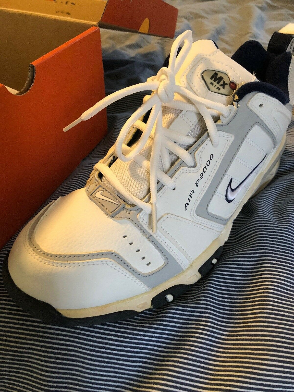 Nike Air Edge Max P9000 Brand New From 2002-2004 Very Rare