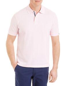 NEW-Gazman-Classic-Pique-Polo-Pink