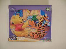 Disney Winnie the Pooh  & Tigger Play Pat-a-Cake 24 Piece Jigsaw Puzzle