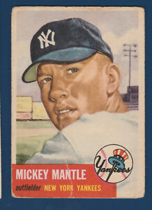 MICKEY-MANTLE-1953-TOPPS-1953-NO-82-LOW-GRADE-20229