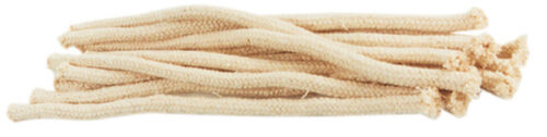 10 Wicks 25 cm Replacements for Torches Torches Candles Paraffin