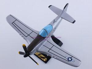 P-51D Mustang Wood Airplane Display Model - New
