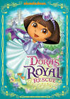 Dora the Explorer: Doras Royal Rescue (DVD, 2012)