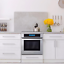 thumbnail 12 - Cosmo Single Electric Wall Oven 24 in. 2.5 cu. ft. Safety Lock Stainless Steel