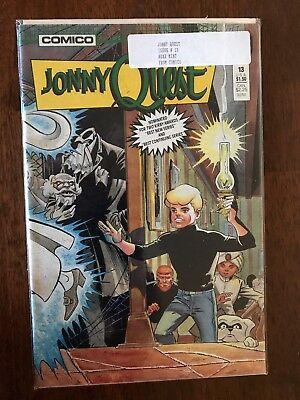 Jonny Quest Classics Comic Book #1 Comico 1987 NEAR MINT NEW UNREAD