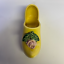 thumbnail 6 - McCoy Yellow Ceramic Clog Planter