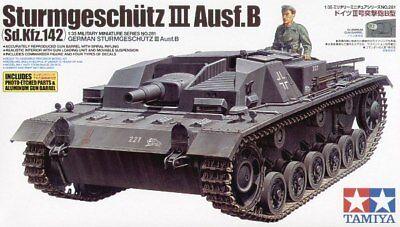 Obbediente Tamiya 1/35 Stug Iii Ausf B #35281 Sapore Puro E Delicato