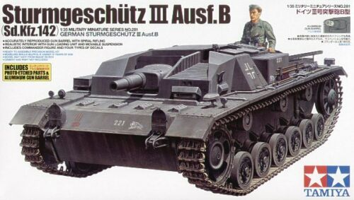 Tamiya 1//35 StuG III Ausf B # 35281