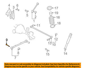 nissan oem rear suspension lower cntrl arm bolt 543680w02a. Black Bedroom Furniture Sets. Home Design Ideas