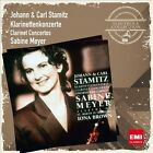 Johann & Carl Stamitz: Klarinettenkonzerte, Vol. 1 (CD, May-2012, EMI Classics)