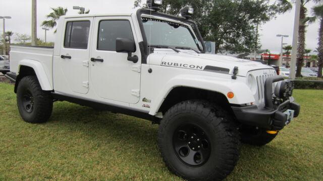Jeep : Wrangler AEV Rubicon