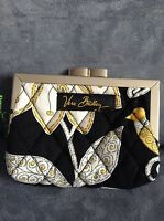 Vera Bradley yellow Bird Kisslock Coin Purse - Limited Edition - With Tags