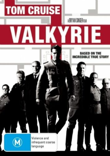1 of 1 - Valkyrie (DVD, 2009) R4 PAL NEW FREE POST