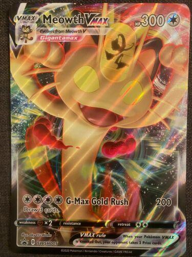 EVOLUTIONS /& MORE! SM POKEMON PROMO INDIVIDUAL JUMBO CARDS SWSH BLACK STAR