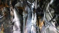 Hunting Camo True Timber Xd3 Fabric 58wide Bridal Satin Camouflage