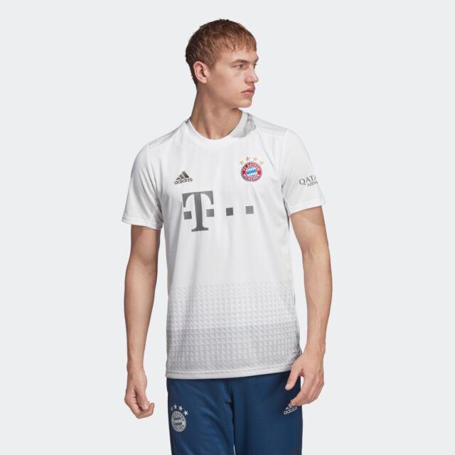 adidas FC Bayern Away Soccer Jersey Mens Size XXL Dw7406 for sale ...
