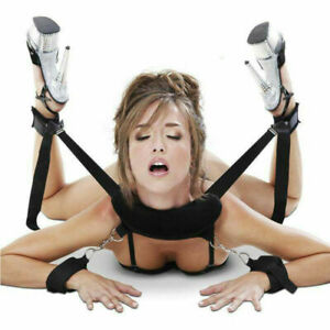 Sexy-Fun-Handcuffs-Tied-Sexy-Shackles-Alternative-Adult-Toys-Supplies-Black-toys