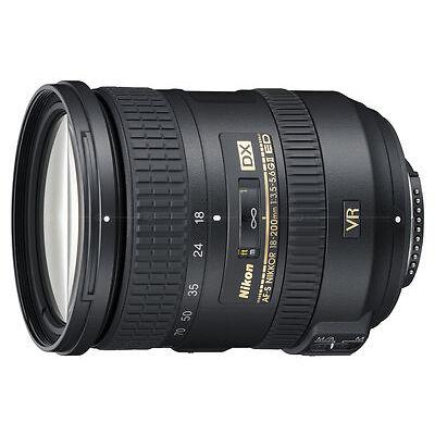 Nikon AF-S DX  Nikkor 18-200 G ED VR II Objektiv  B-Ware Fachhändler