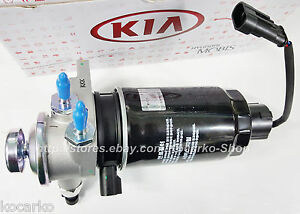 oem fuel filter 2 5l assy kia sorento 2002 2005 2002 02. Black Bedroom Furniture Sets. Home Design Ideas