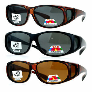 18246a27ea76 Image is loading SA106-Polarized-55mm-Fit-Over-OTG-Oval-Rectangular-