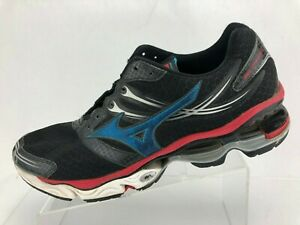 Mizuno-Wave-Creation-14-Running-Shoes-Black-Training-Athletic-Sneakers-Mens-13