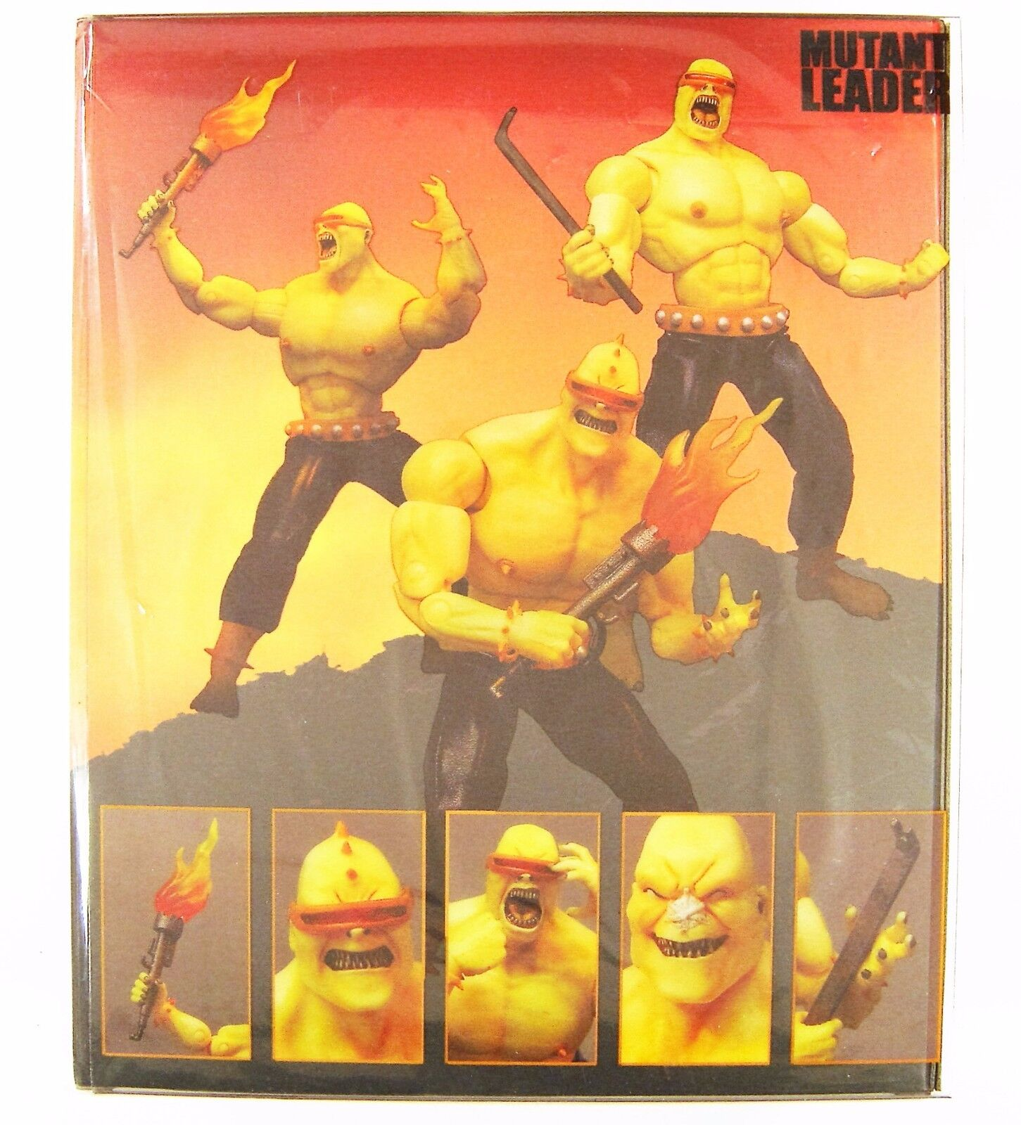 Batman Mutant Leader 1:12 Scale Toyz Action FigureMezco Toyz Scale 7b9dc9